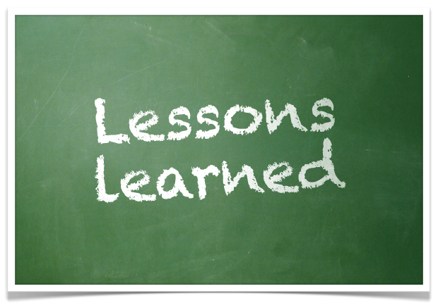 project-lessons-learned